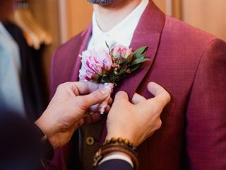 Le mariage de Maeva et Cedric 1