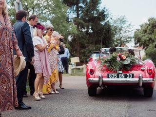 Le mariage de Maeva et Cedric 3