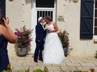 Le mariage de Gwen et Greg