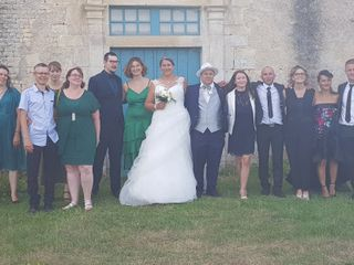Le mariage de Gwen et Greg 2