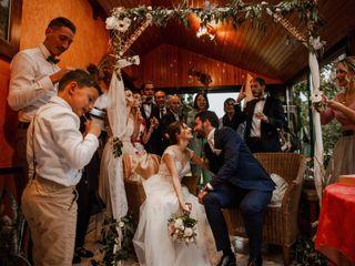 Le mariage de Angèle et Thibault