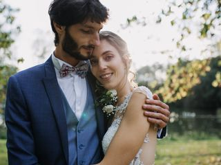 Le mariage de Coralie et Théau