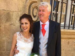 Le mariage de Ariel et Sandrine 1