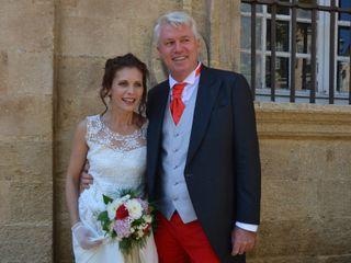 Le mariage de Ariel et Sandrine