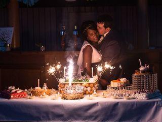 Le mariage de Chrystelle et Mickael