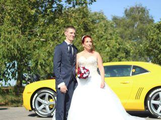 Le mariage de Monica  et Werbes