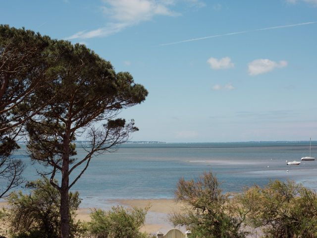 Le mariage de Cedric et Maeva à Andernos-les-Bains, Gironde 2
