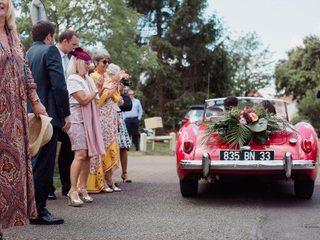 Le mariage de Cedric et Maeva à Andernos-les-Bains, Gironde 3