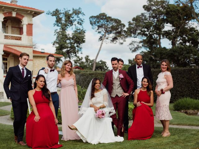 Le mariage de Cedric et Maeva à Andernos-les-Bains, Gironde 14