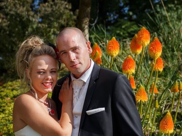 Le mariage de Katie et Arnaud