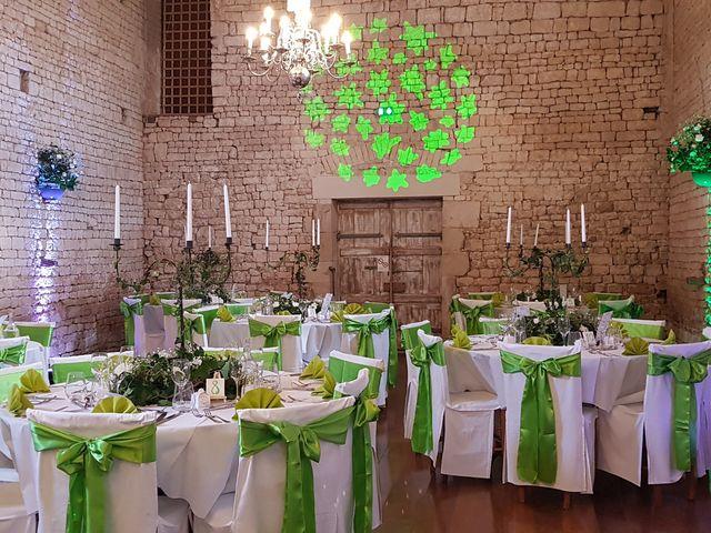 Le mariage de Greg et Gwen à Saint-Maurice-des-Noues, Vendée 4