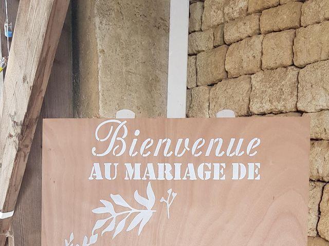 Le mariage de Greg et Gwen à Saint-Maurice-des-Noues, Vendée 6