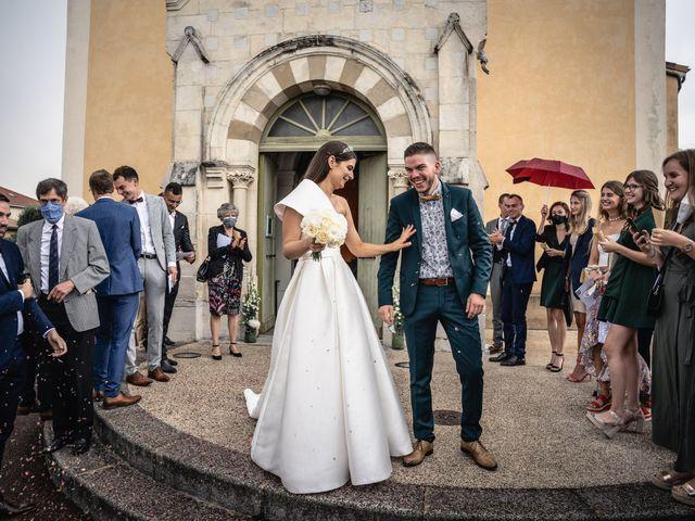 Le mariage de Timothée et Estelle à Upie, Drôme 9