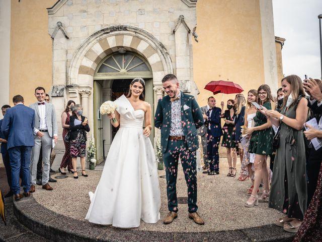 Le mariage de Timothée et Estelle à Upie, Drôme 10