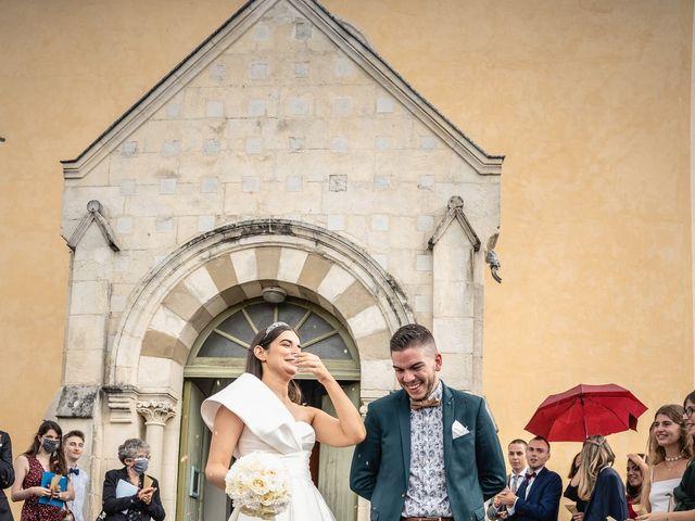 Le mariage de Timothée et Estelle à Upie, Drôme 11