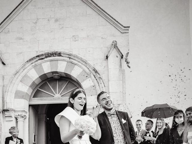 Le mariage de Timothée et Estelle à Upie, Drôme 12