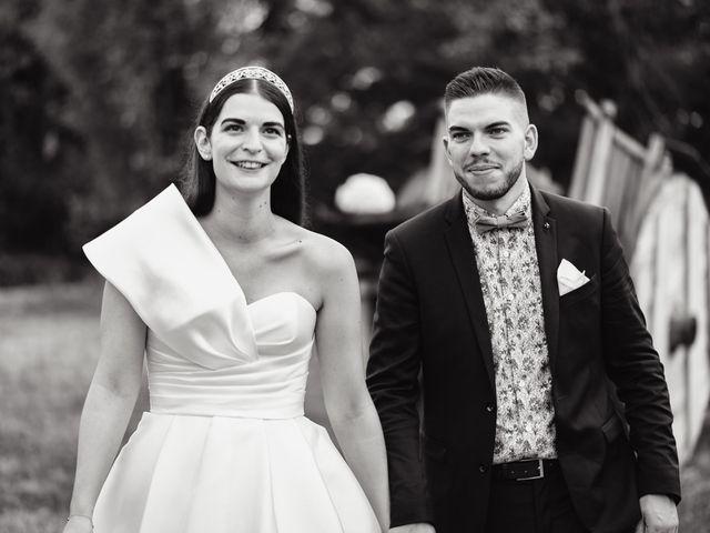Le mariage de Timothée et Estelle à Upie, Drôme 15