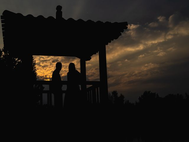 Le mariage de Timothée et Estelle à Upie, Drôme 21