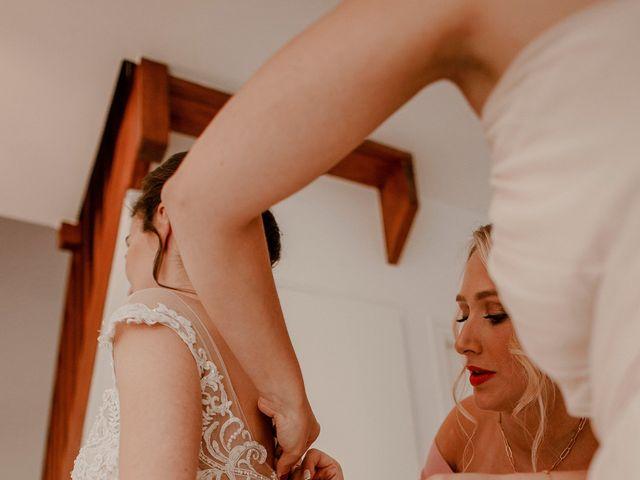 Le mariage de Thibault et Angèle à Hillion, Côtes d'Armor 3