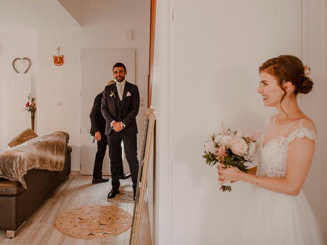 Le mariage de Thibault et Angèle à Hillion, Côtes d'Armor 7