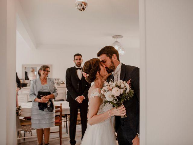 Le mariage de Thibault et Angèle à Hillion, Côtes d'Armor 9