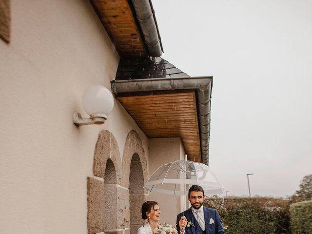 Le mariage de Thibault et Angèle à Hillion, Côtes d'Armor 11