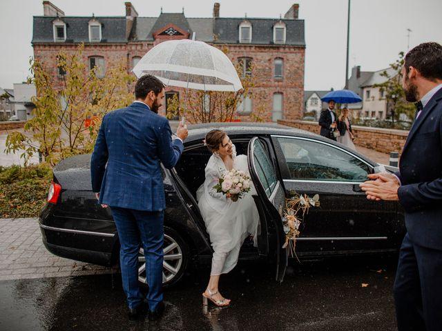 Le mariage de Thibault et Angèle à Hillion, Côtes d'Armor 14
