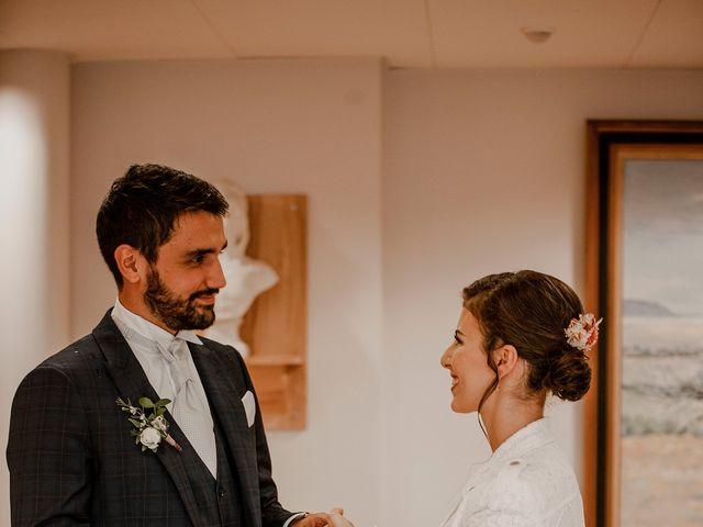 Le mariage de Thibault et Angèle à Hillion, Côtes d'Armor 17