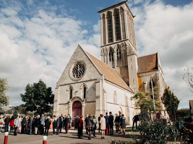 Le mariage de Théau et Coralie à Caen, Calvados 26