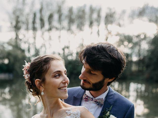 Le mariage de Théau et Coralie à Caen, Calvados 46