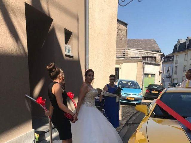 Le mariage de Werbes et Monica  à Sierck-les-Bains, Moselle 8