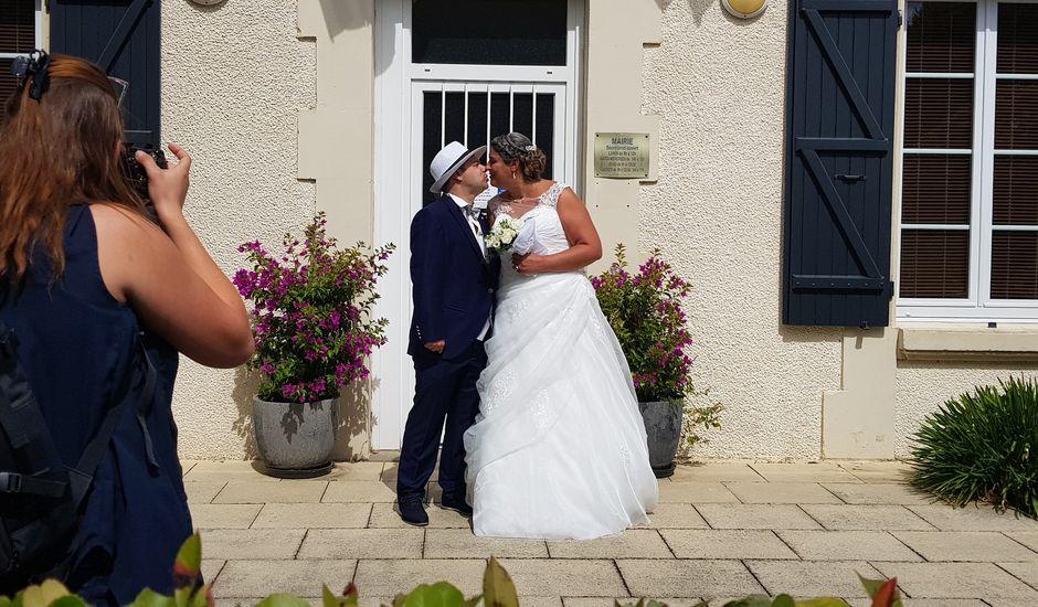 Le mariage de Greg et Gwen à Saint-Maurice-des-Noues, Vendée