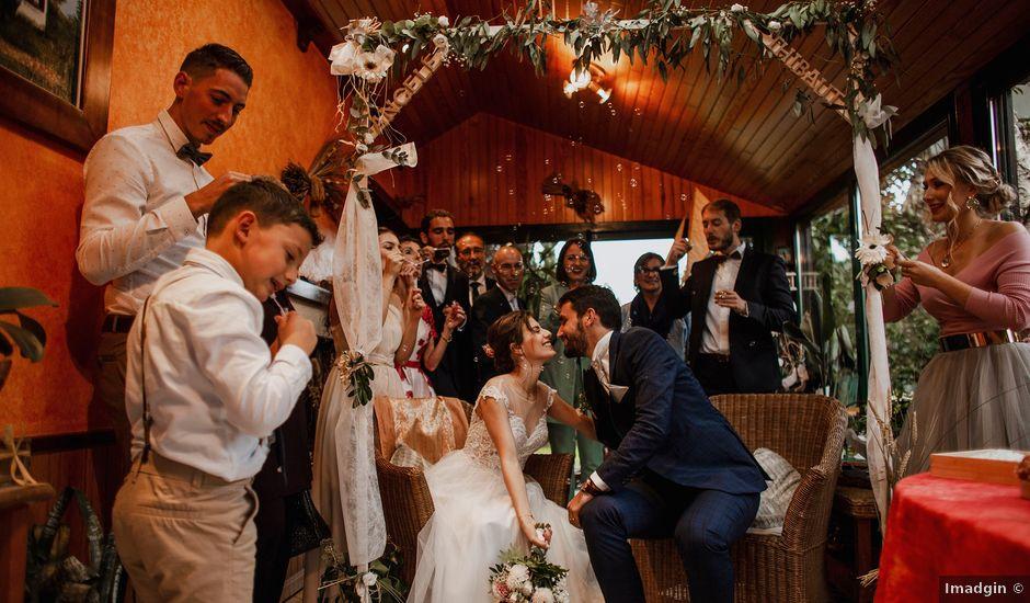 Le mariage de Thibault et Angèle à Hillion, Côtes d'Armor