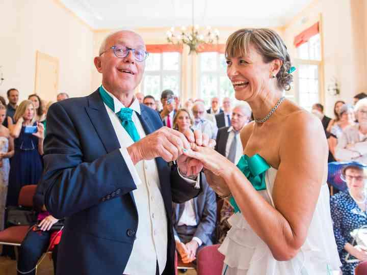 Le mariage de Claire et Joël