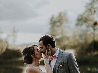 Le mariage de Caroline et Thibaut 1