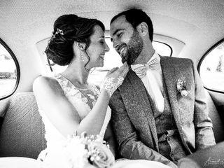 Le mariage de Caroline et Thibaut