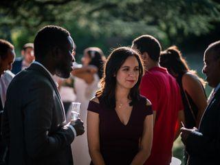 Le mariage de Mouna et Ludovic 1