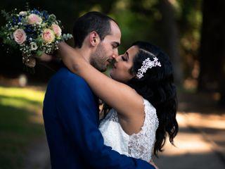 Le mariage de Mouna et Ludovic
