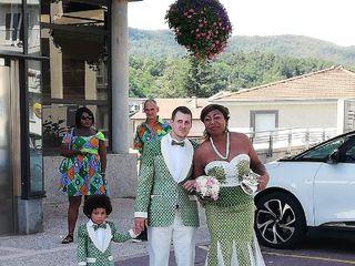 Le mariage de Francine  et Joannes  1