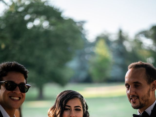 Le mariage de Ludovic et Mouna à Nantes, Loire Atlantique 5