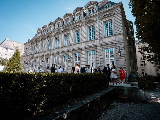 Le mariage de Ludovic et Mouna à Nantes, Loire Atlantique 9