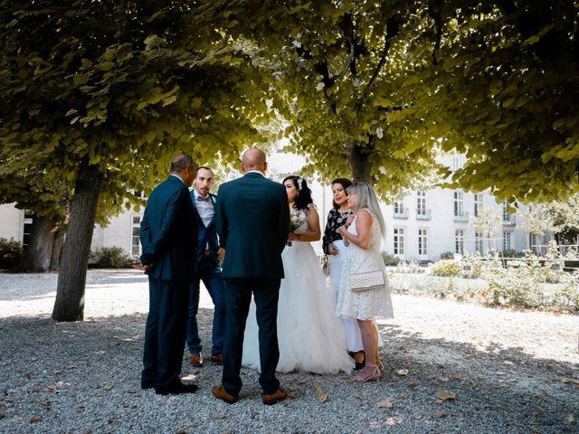 Le mariage de Ludovic et Mouna à Nantes, Loire Atlantique 11