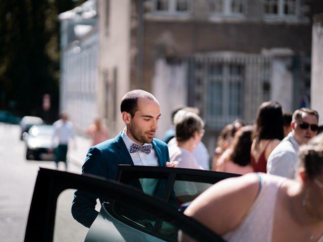 Le mariage de Ludovic et Mouna à Nantes, Loire Atlantique 13