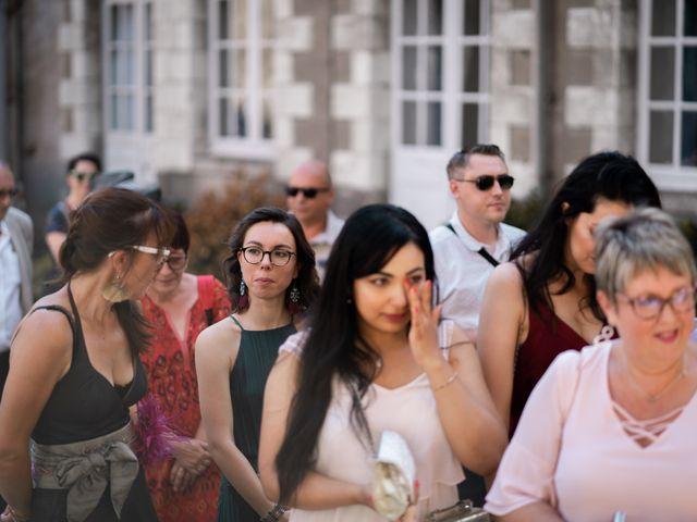 Le mariage de Ludovic et Mouna à Nantes, Loire Atlantique 23