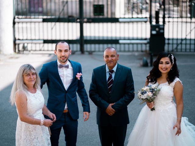 Le mariage de Ludovic et Mouna à Nantes, Loire Atlantique 27