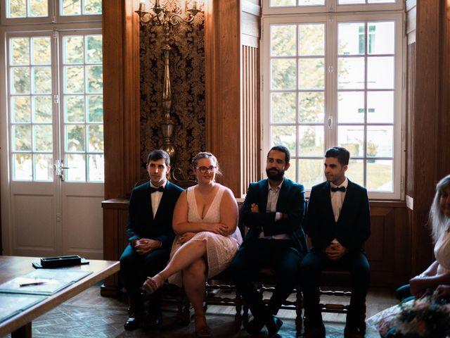 Le mariage de Ludovic et Mouna à Nantes, Loire Atlantique 34