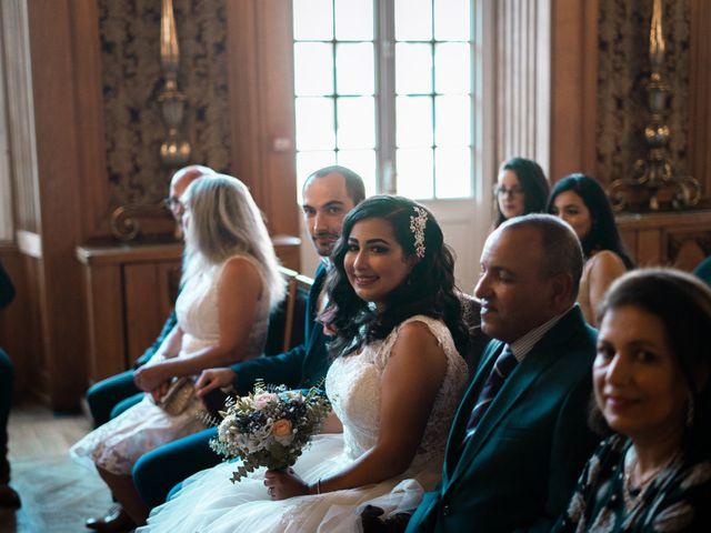 Le mariage de Ludovic et Mouna à Nantes, Loire Atlantique 35