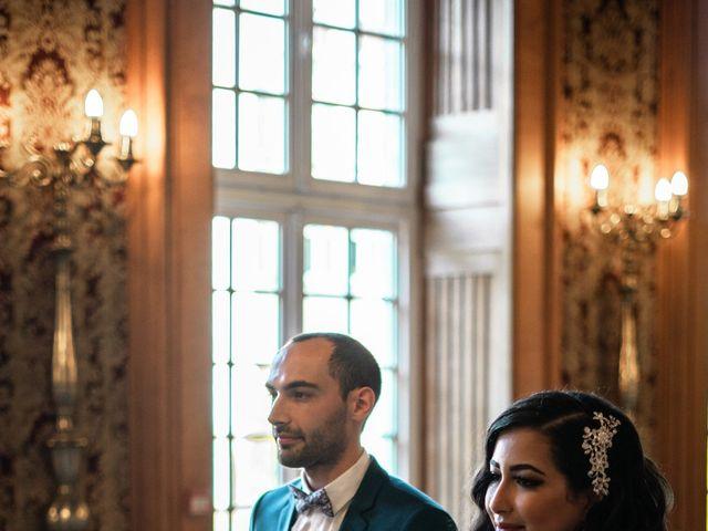 Le mariage de Ludovic et Mouna à Nantes, Loire Atlantique 36