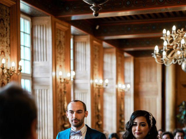 Le mariage de Ludovic et Mouna à Nantes, Loire Atlantique 37