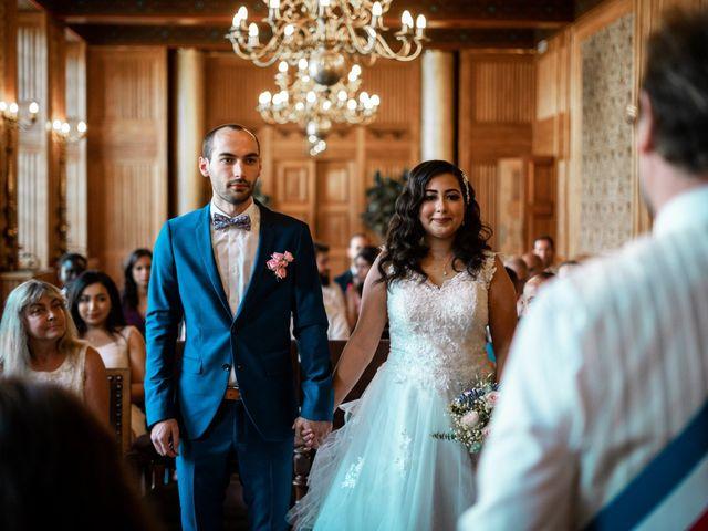 Le mariage de Ludovic et Mouna à Nantes, Loire Atlantique 38